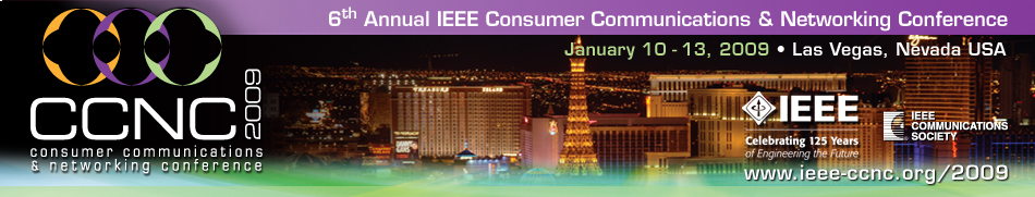 IEEE Consumer Communications & Networking Conference